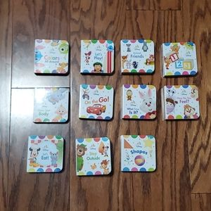 (4/$25) Mino disney educational books